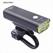 GACIRON USB RECHARGEABLE WATERPROOF BIKE FRONT HANDLEBAR CYCLING LED L