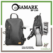 SAMARK BP-130 CAMERA PROFESIONAL CAMERA BACKPACK-BLACK