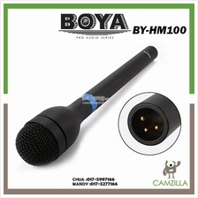 BOYA BY-HM100 Omni-Directional Wireless Handheld Dynamic Microphone XL