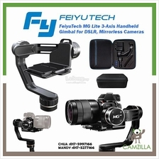 FeiyuTech MG Lite 3-Axis Handheld Gimbal for DSLR, Mirrorless Cameras