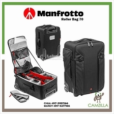 Manfrotto Professional roller bag-70 for DSLR/camcorder MB MP-RL-70BB