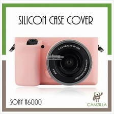 Rubber Silicon Case Cover Protector For Sony A6000 ILCE6000 ILCE-6000