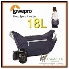 Lowepro Photo Sport Shoulder 18L DSLR Mirrorless camera bag