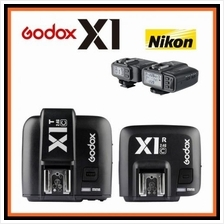GODOX X1N TTL Flash Trigger 1/8000s HSS 32 Channels 2.4G Wireless LCD