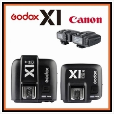 GODOX X1C TTL 1/8000s HSS 32 Channels 2.4G Wireless LCD Flash Strobe
