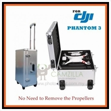 Aluminum Hard Shell Luggage Suitcases Hard Bag Trolley Case for DJI