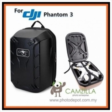 Camzilla Hardshell Shoulder Backpack Carry Case for DJI Phantom 3 RC