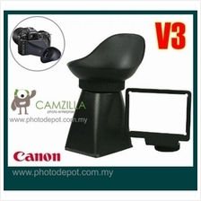 Camzilla LCD View finder V3 for DSLR EOS 600D / 60D