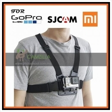 DiGi Fox Chest Mount Harness Strap Action Camera GoPro XiaoMi Yi SJCAM