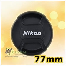 77mm Nikon lens cover , lens cap