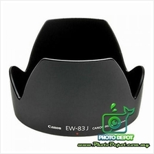3rd Party Canon EW-83J Lens Hood for Canon EF-S 17-55mm f/2.8 IS USM