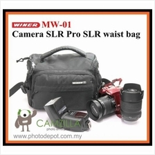 WINER Camera SLR Pro DSLR camera shoulder bag waist bag - MW01