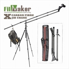 FilmMaker Carbon Fibre X JIB CRANE Portable Mini Carbon Camera Crane