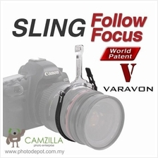 Varavon Sling Follow Focus Zoom Lever DSLR Follow Focus for All Size