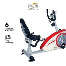 GINTELL Recumbent Bike FT8601-R (Showroom Unit))