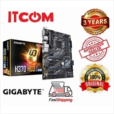 GIGABYTE H370 HD3 SOCKET 1151 MOTHERBOARD