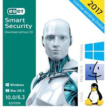 ESET Smart Security 3 PC Full Original Genuine