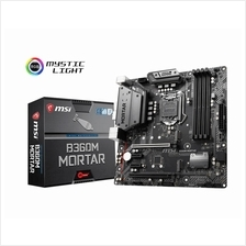 MSI B360M MORTAR SOCKET 1151 MOTHERBOARD