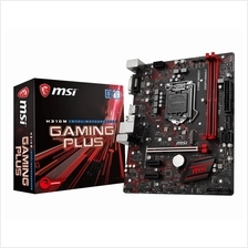 MSI H310M GAMING PLUS SOCKET 1151 MOTHERBOARD