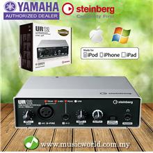 Yamaha Steinberg UR12 Audio Interface 2 X 2 USB Recording Interface Mi