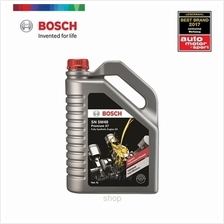 Bosch Premium X7 Fully Synthetic Engine Oil 5W40 [6pcs] Carton Packaging