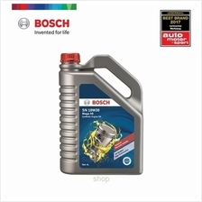 Bosch Mega X6 Semi Synthetic Engine Oil 10W30 [6pcs] Carton Packaging