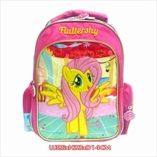 MY LITTLE PONY FLUTTERSHY PRE SCHOOL BAG