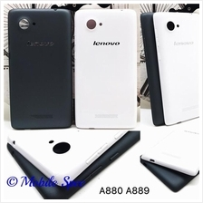 Lenovo A880 A889 Housing Battery Back Cover With On Off Volume Buttons