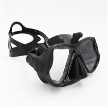 Diving Goggles Glass With Detachable Screw Mount For GoPro Universal