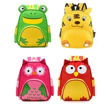 Kawaii Kids Animal Cartoon Kindergarten Nursery School Bag