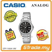[READY STOCK] CASIO CLASSIC ANALOG LTP-1183A-1AV Ladies Watch | Date D