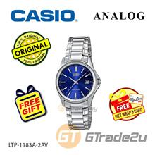 [READY STOCK] CASIO CLASSIC ANALOG LTP-1183A-2AV Ladies Watch | Date D