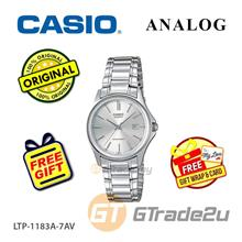 [READY STOCK] CASIO CLASSIC ANALOG LTP-1183A-7AV Ladies Watch | Date D