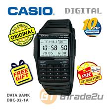 [READY STOCK] CASIO DATA BANK DBC-32-1A Digital Watch | Calculator 10