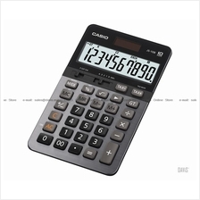 CASIO JS-10B Calculator Compact Desk Type Heavy Duty Tax Exchange