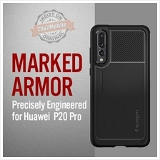 Original Spigen Marked Armor TPU Huawei P20 Pro case cover