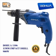 BOHUA 1106 13mm Impact Drill 900W with Adjustable Speed