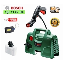 Bosch EASY Aquatak 100 High Pressure Cleaner 100 BAR 1200W + Free LED