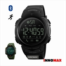 SKMEI Sports Watch 1301 - Bluetooth Pedometer Stop Watch Water Resista
