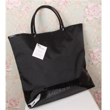Simple Black Casual Shoulder Bag