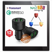 ★ Tronsmart (Ori) 36W 2Port Quick Charge 3.0 Rapid Car Charger