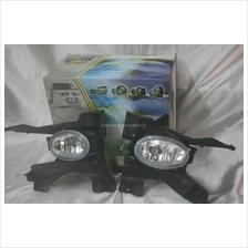 Honda City 08-12 Fog Lamp Complete Set