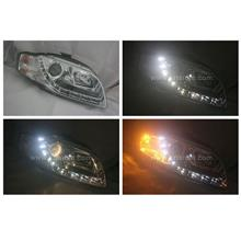 Audi A4 B7 05-08 Projector Headlamp w LED