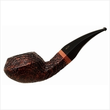 Brebbia Jumbo Smoking Pipe with Acryic Mouthpiece