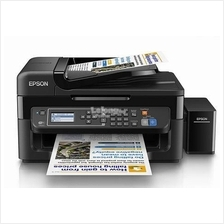 EPSON L565 Printer + Extra 1 set Original CMYK Ink