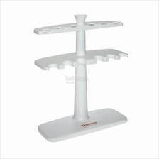 Finnpipette Micropipette Stand, Holds six single or multichannel pipet