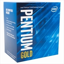 INTEL DUAL CORE G5400 3.7GHZ SOCKET 1151 PROCESSOR (BX80684G5400)