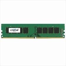 CRUCIAL 8GB DDR4 2400MHZ DESKTOP RAM (CT8G4DFS824A)