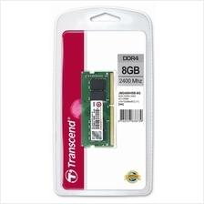 TRANSCEND 8GB DDR4 2400MHZ NOTEBOOK RAM (JM2400HSB-8G)