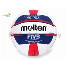 Molten Elite V5B5000 Beach Volleyball FIVB Approved, Official Outdoor